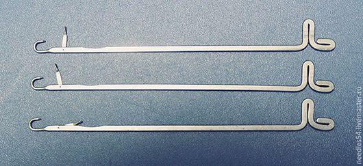 Вязание ручной работы. Ярмарка Мастеров - ручная работа. Купить иглы Ладога 1, 2,5 класс. Handmade.