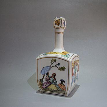 Посуда ручной работы. Ярмарка Мастеров - ручная работа Штоф бутыль  SLREDA Испания Редкий, коллекционный. Handmade.