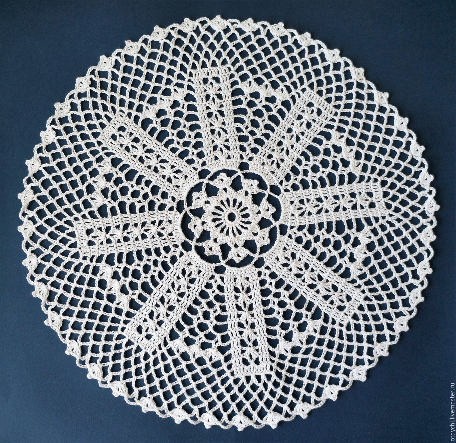MILL cloth decorative, Doilies, Moscow,  Фото №1