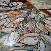 Картины и панно ручной работы. Ярмарка Мастеров - ручная работа Живописные панно для фасада. Handmade.
