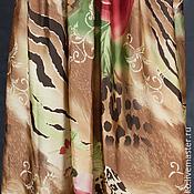 Одежда ручной работы. Ярмарка Мастеров - ручная работа Сарафан золотой. Handmade.