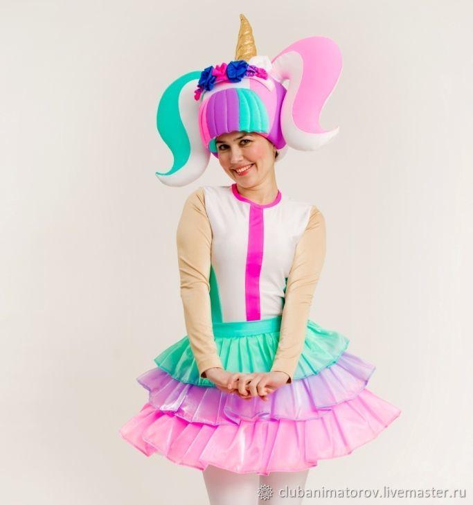 Unicorn Costume for Animator, Suits, Ufa,  Фото №1