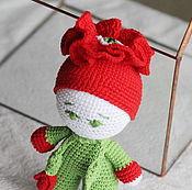 Куклы и игрушки handmade. Livemaster - original item Doll-poppy. Handmade.