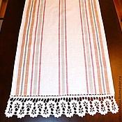 Для дома и интерьера handmade. Livemaster - original item Kitchen towel linen Loops. Handmade.
