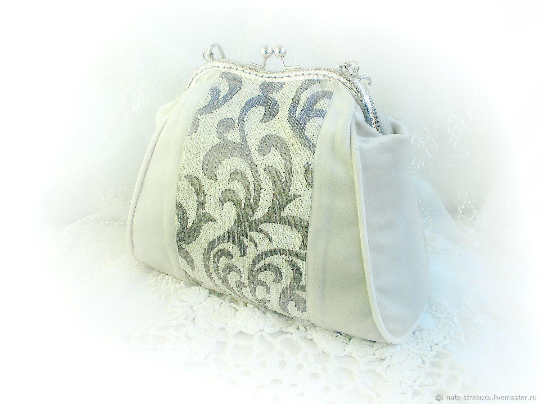 Handbags handmade. Livemaster - handmade. Buy bag handmade  Pearl .