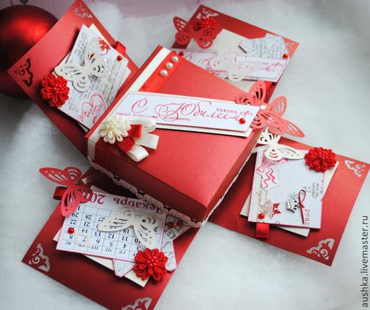 Открытки на день рождения ручной работы. Ярмарка Мастеров - ручная работа. Купить Подарочная коробочка для денег С днем рождения! Женщине Мэджик-бокс. Handmade.