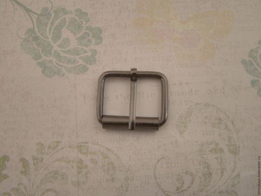 Другие виды рукоделия ручной работы. Ярмарка Мастеров - ручная работа. Купить Пряжка RRT 20мм блэк никель. Handmade.