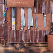 Сумки и аксессуары handmade. Livemaster - original item Twisting for 10 knives. Handmade.