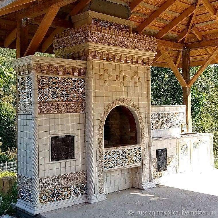 Moorish barbecue, Fireplaces, Moscow,  Фото №1