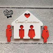 Для дома и интерьера handmade. Livemaster - original item Housekeeper small house.. Handmade.