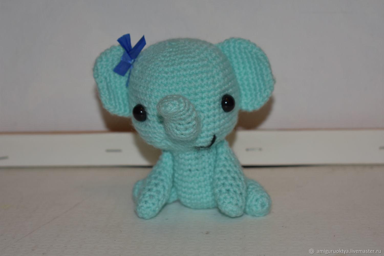 Слонёнок, Мягкие игрушки, Москва,  Фото №1