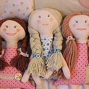 Куклы и игрушки ручной работы. Ярмарка Мастеров - ручная работа Эко куколки. Портретные куколки. Придумай свою куколку сам!. Handmade.
