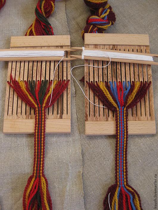 Другие виды рукоделия ручной работы. Ярмарка Мастеров - ручная работа. Купить Набор для ткачества (бердо №15). Handmade. Бежевый