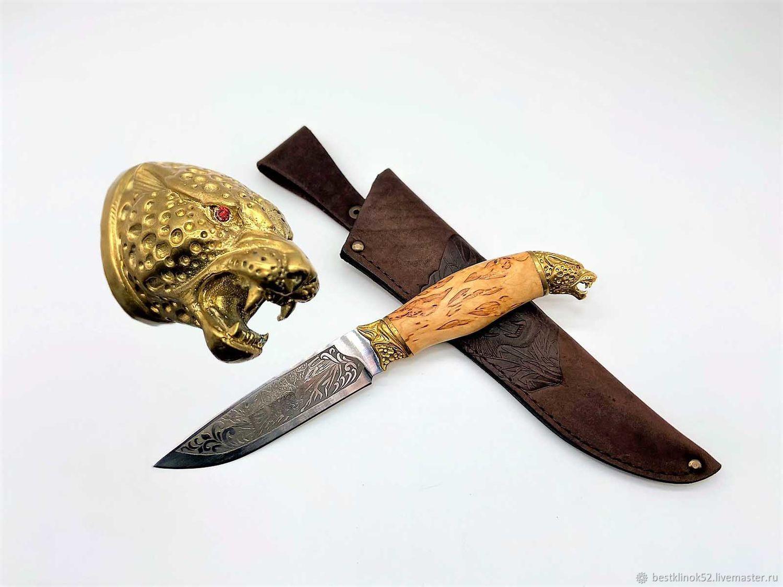 Jaguar Knife, Knives, Pavlovo,  Фото №1
