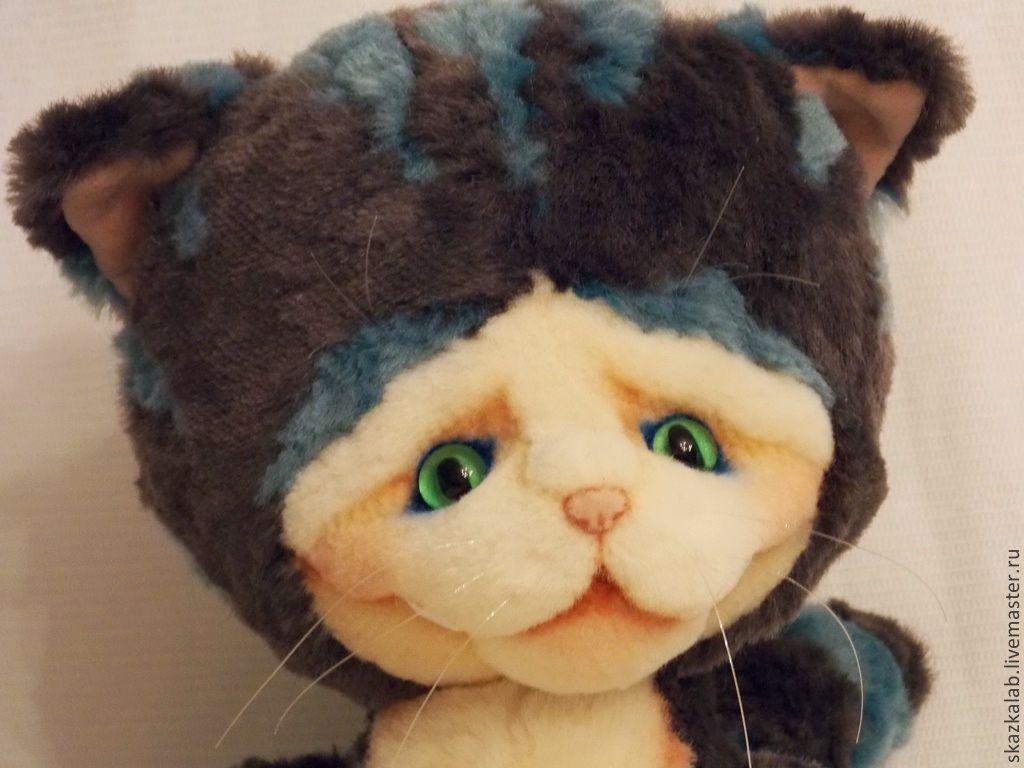 Мышка для кошки выкройки