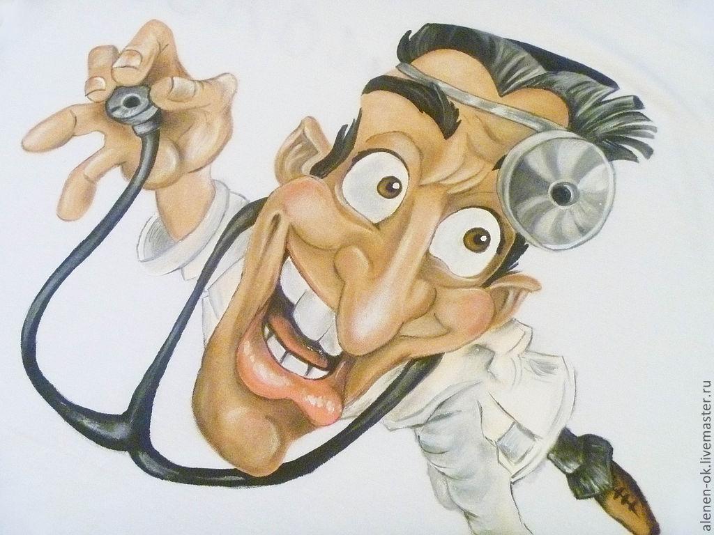 Доктор картинка прикольная