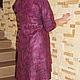 """Платья ручной работы. Платье """"Shato"""" ( nuno) продано. Korotkova   Natalya. Ярмарка Мастеров. Нуновойлок"""