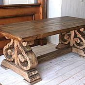 Столы ручной работы. Ярмарка Мастеров - ручная работа Стол в богемном стиле. Handmade.