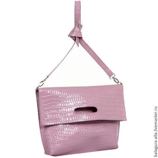 """Женские сумки ручной работы. Ярмарка Мастеров - ручная работа. Купить Клачт-пакет """"Нежность"""". Handmade. Клатч, подруге"""