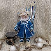 """Куклы и пупсы ручной работы. Ярмарка Мастеров - ручная работа Интерьерная кукла """"Северная Звёздочка"""". Puntina. Handmade."""