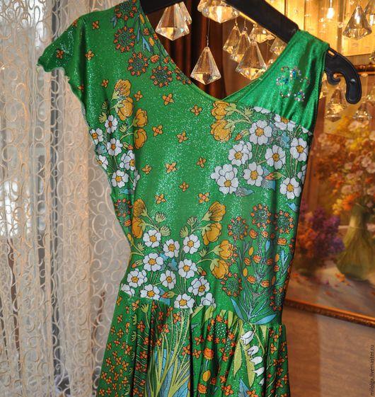 Одежда для девочек, ручной работы. Ярмарка Мастеров - ручная работа. Купить Платье летнее. Handmade. Комбинированный, Платье нарядное