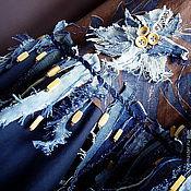 Одежда ручной работы. Ярмарка Мастеров - ручная работа Юбка «Модная свобода». Handmade.