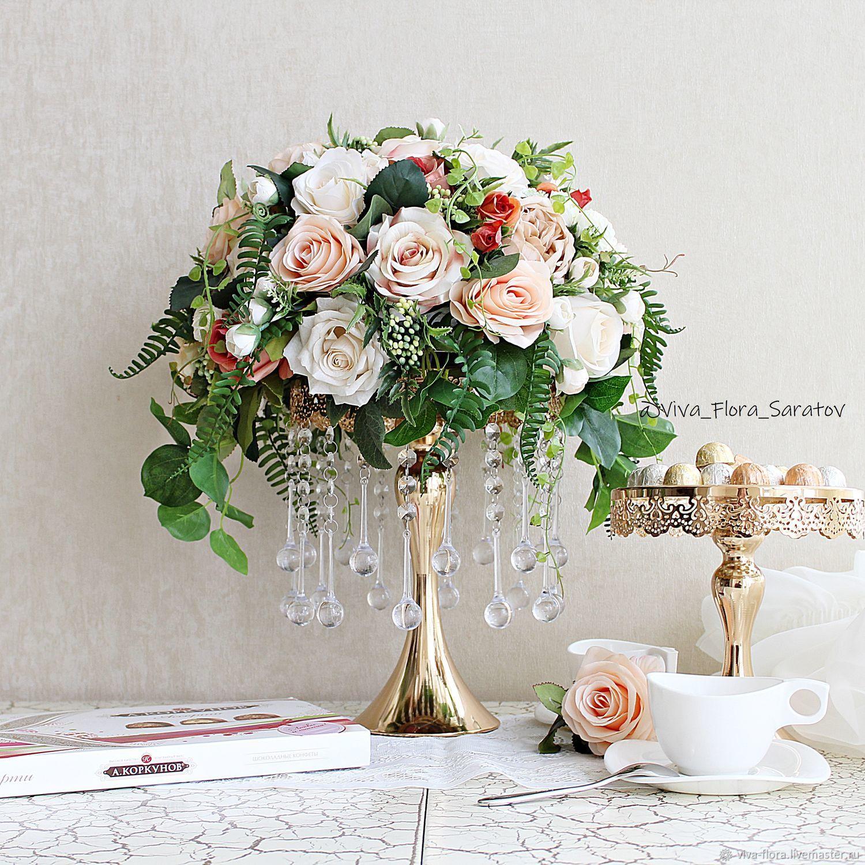 """Букет цветов в вазе """"Корнелия"""", Композиции, Энгельс, Фото №1"""