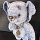 Мишки Тедди ручной работы. Заказать ФИЛЯ, очень смелый щенок, тедди  пес. Куклы КАШЕМИР / СashMere. Ярмарка Мастеров.