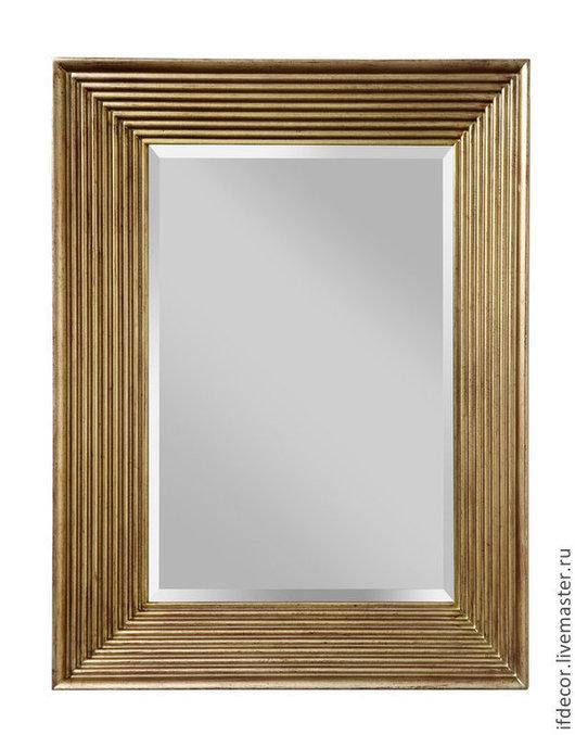 """Зеркала ручной работы. Ярмарка Мастеров - ручная работа. Купить Зеркало настенное """"Мелт"""". Handmade. Зеркало настенное, круглое зеркало"""