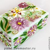Для дома и интерьера handmade. Livemaster - original item Box Harmony-fusing. Handmade.