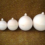 Материалы для творчества ручной работы. Ярмарка Мастеров - ручная работа Новогодние шары. Handmade.