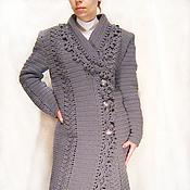 Одежда ручной работы. Ярмарка Мастеров - ручная работа пальто Романс. Handmade.