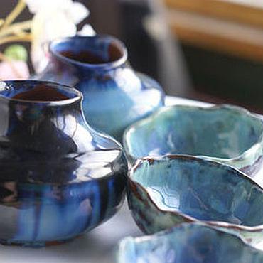 Для дома и интерьера ручной работы. Ярмарка Мастеров - ручная работа Голубой малахит. Handmade.