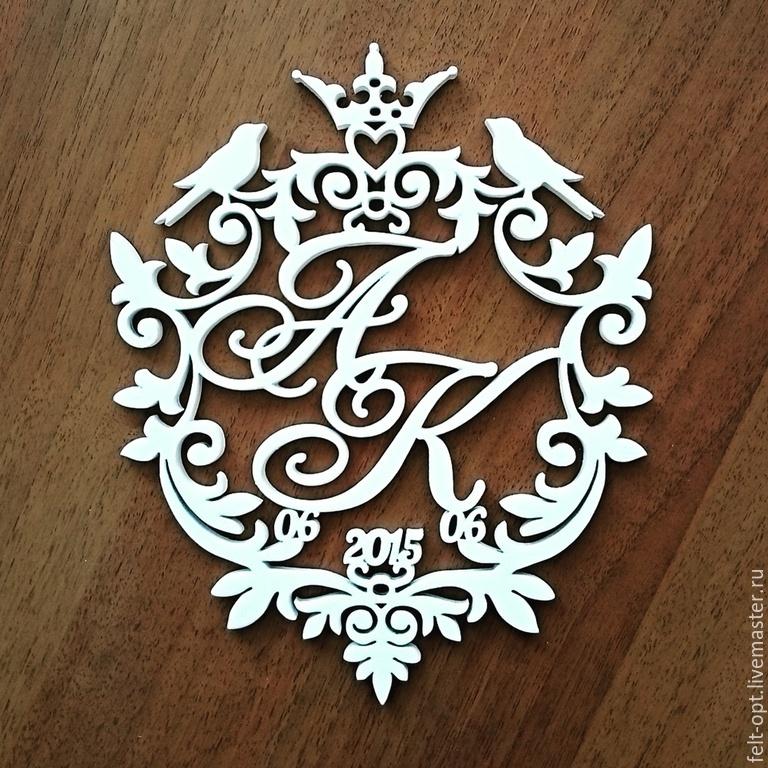 Семейный герб на свадьбу своими руками