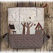 Сумки и аксессуары handmade. Livemaster - original item Magic forest backpack bag. Handmade.