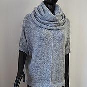 Одежда ручной работы. Ярмарка Мастеров - ручная работа Комплект джемпер+снуд. Handmade.