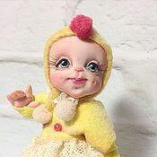 Куклы и игрушки ручной работы. Ярмарка Мастеров - ручная работа Цыпочка. Handmade.