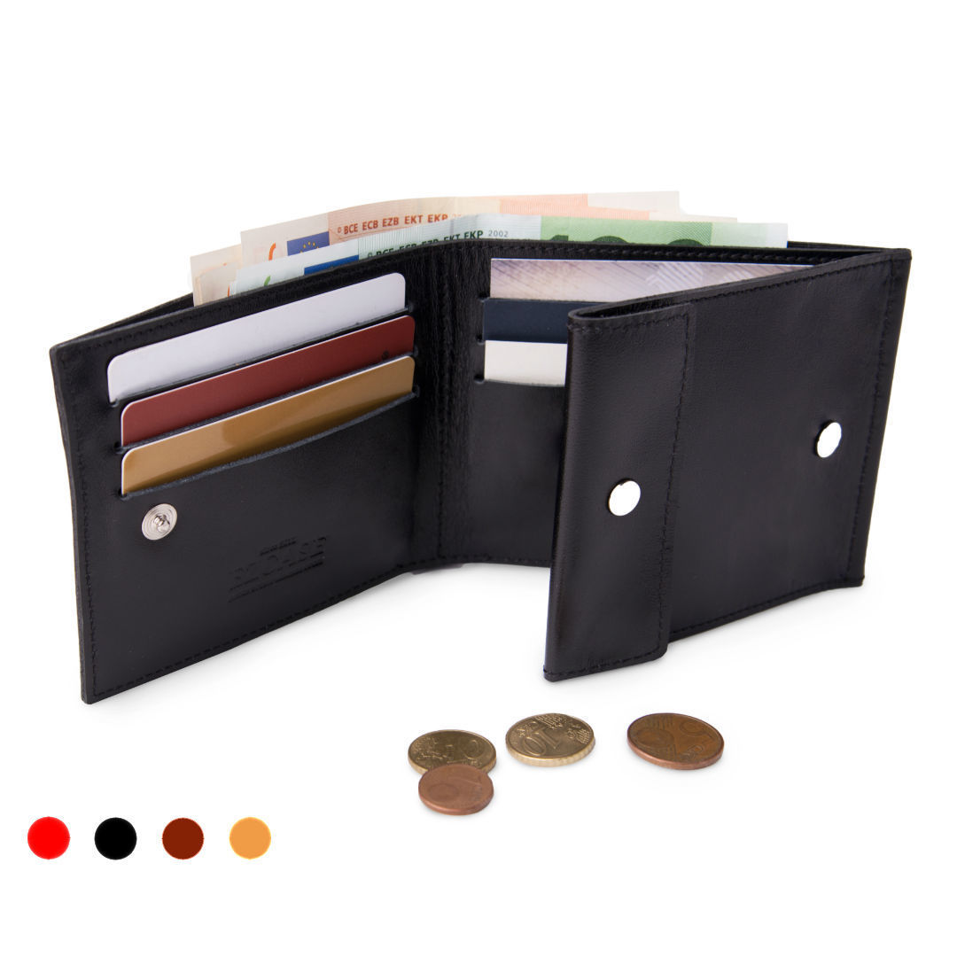 Slim wallet (black, brown, sand, red), Wallets, Moscow,  Фото №1