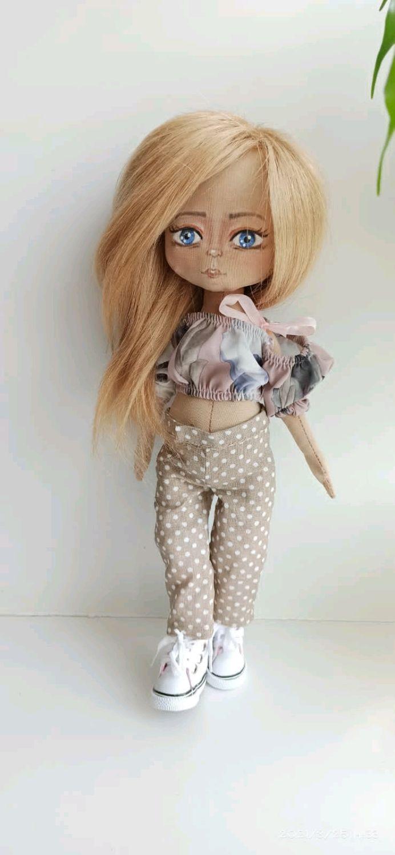 Куколка, Шарнирная кукла, Владимир,  Фото №1