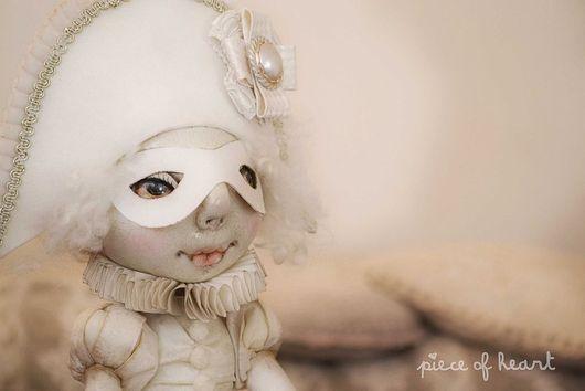 Коллекционные куклы ручной работы. Ярмарка Мастеров - ручная работа. Купить вкус и цвет . б е з е. Handmade.