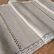 Для дома и интерьера handmade. Livemaster - original item Linen track
