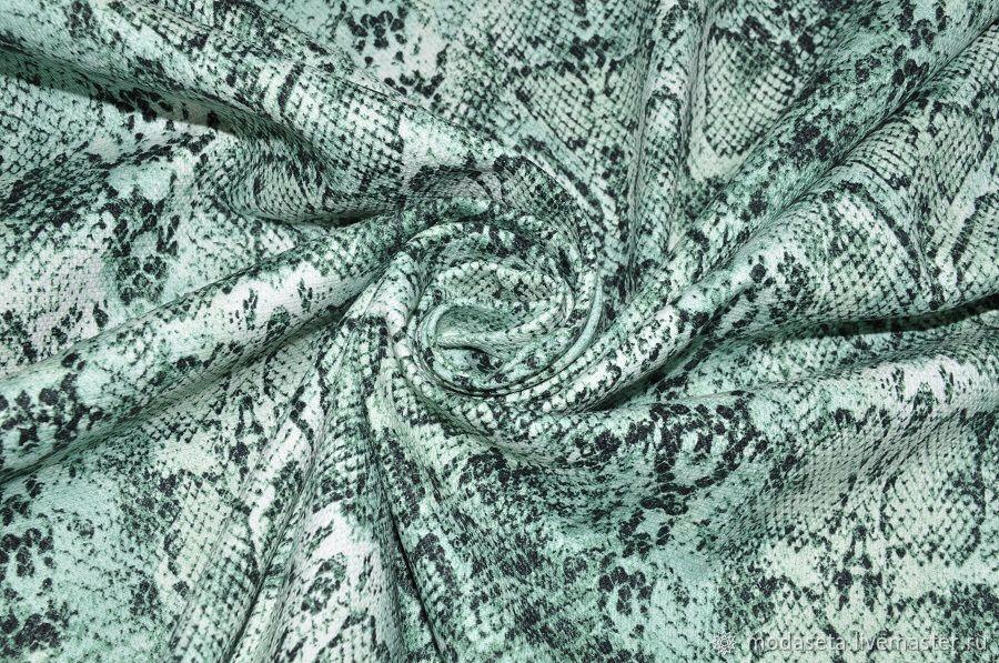 Тонкая джинсовая ткань, Италия, Ткани, Москва,  Фото №1