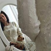 """Одежда ручной работы. Ярмарка Мастеров - ручная работа Жакет """" Белый Ажур"""" - 2. Handmade."""