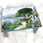 Для дома и интерьера handmade. Livemaster - original item The bench pristupa Siesta. Handmade.