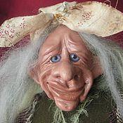 Куклы и игрушки ручной работы. Ярмарка Мастеров - ручная работа Красота лесная синеглазая. Handmade.