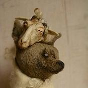 Куклы и игрушки ручной работы. Ярмарка Мастеров - ручная работа неествественный отбор... Handmade.
