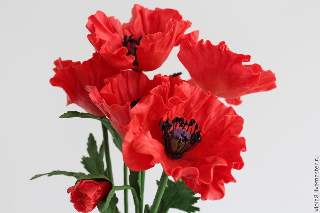 Где купить маки цветы в москве хороший дорогой подарок мужчине