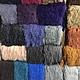 Меховая жилетка из меха тибетской ламы, пошита в салатовом цвете, длина на фото 75-80 см, выполнена в технике росшив, на салатовой замше, жилетка на крючках без ворота,возможен пошив данной модели в э