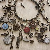 Украшения handmade. Livemaster - original item Wooden beads