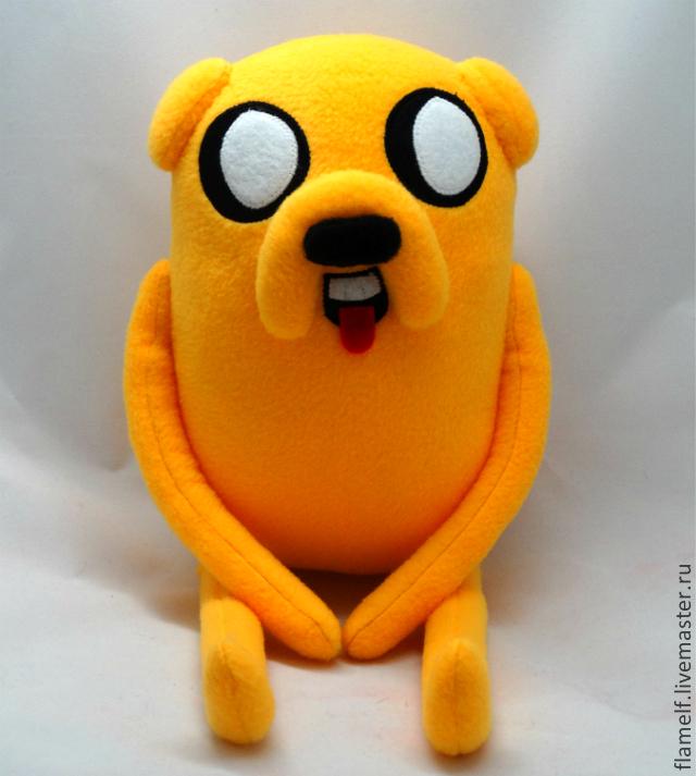 Adventure Time Джейк пес, Сказочные персонажи, Гатчина, Фото №1